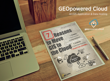 reasons to move GIS to the cloud