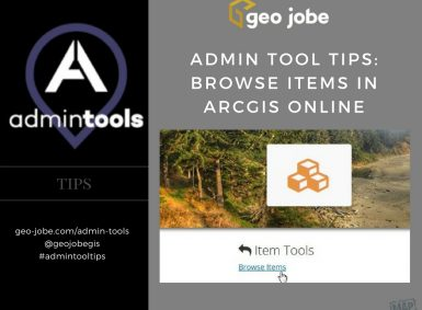 admin tool tips - browse items