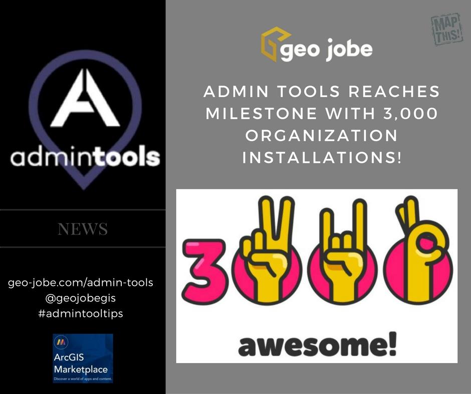 ArcGIS Marketplace App Reaches Milestone With 3,000 Organization Installations