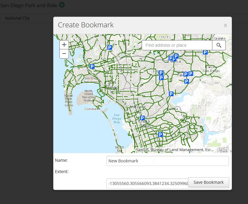 ArcGIS Admin Tool Tips - Update and Create Webmap Bookmarks - GEO Jobe