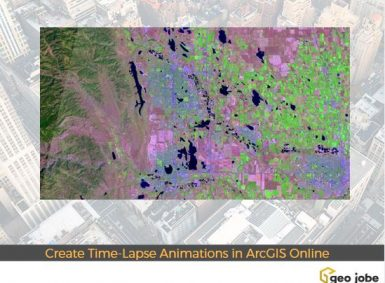 maplapse for arcgis online