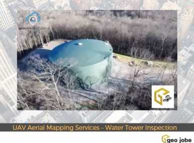 uav aerial mapping services