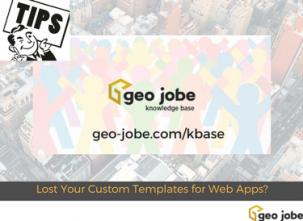 GEO Jobe knowledge Base tips