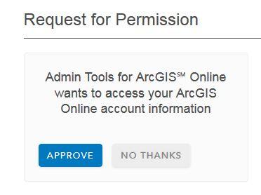 provision admin tools