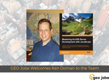 geo jobe welcomes ken doman to the team