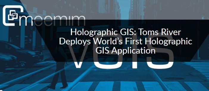 virtual GIS and AR