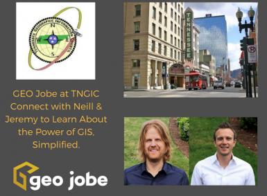 GEO Jobe at TNGIC