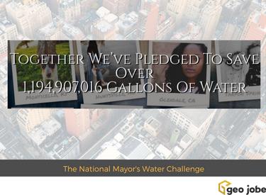 mayors water challenge