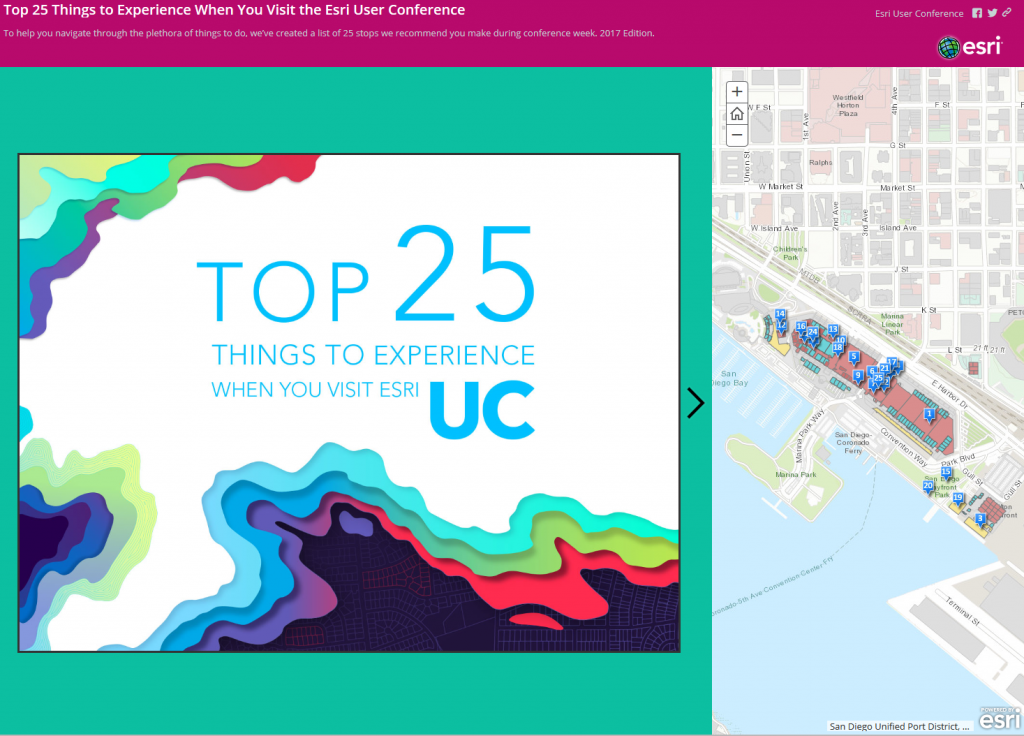 esriuc story map