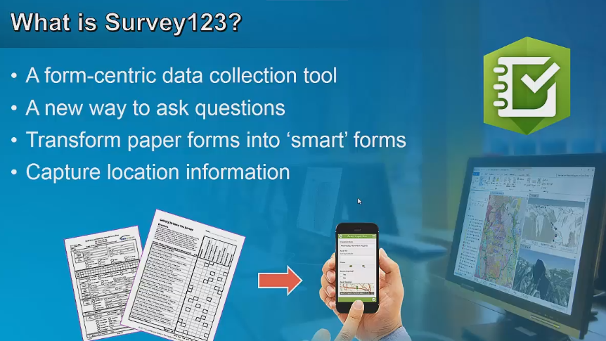 what is Survey 123?