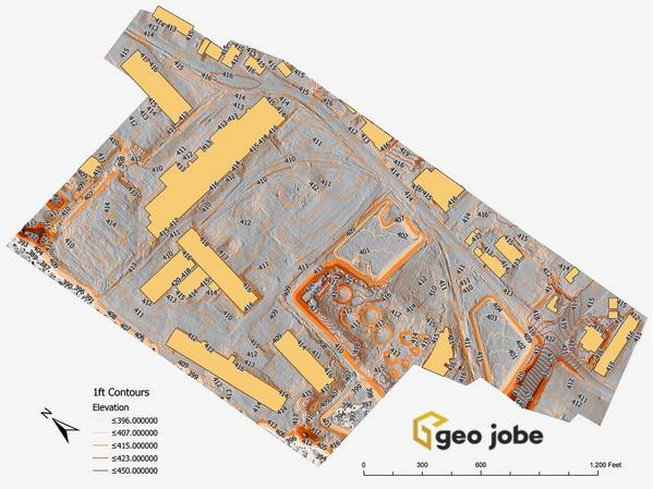 geo jobe UAV services, Tennessee