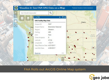 FAA noline maps