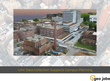 uav supports campus planning