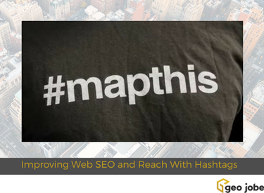 improve SEO with hastags