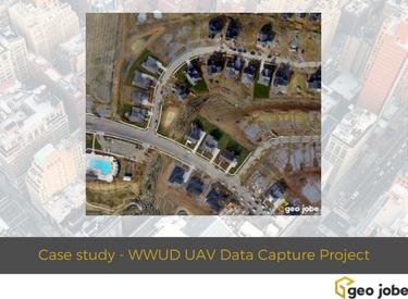 Case study - WWUD UAV Data Capture Project