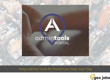 admin tools for portal tips