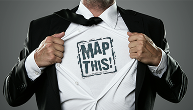 mapthis t shirt
