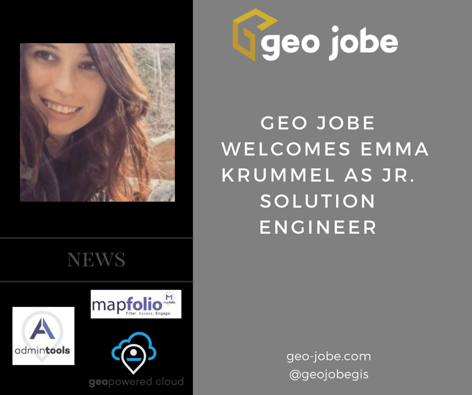 news, geo jobe hire, emma krummel