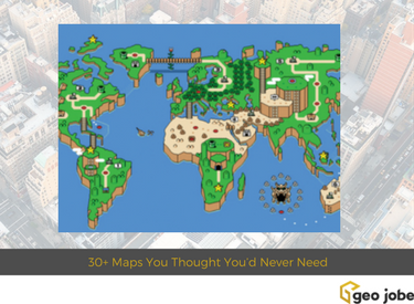 30 awesome maps