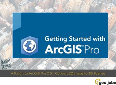 arcgis pro updates