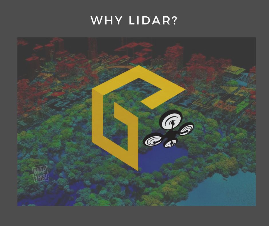 LiDAR Considerations - VCGI Lidar Program (Photo credit: USGS)