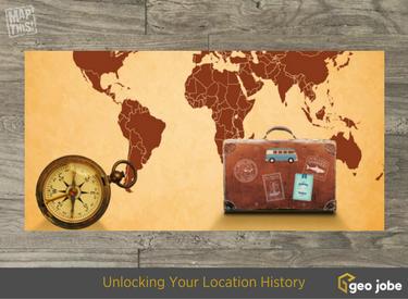 social media location history
