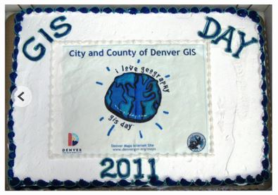 gis day in Denver
