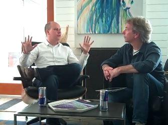 David Hansen on the ArcGIS Platform & the GEO Jobe roadmap