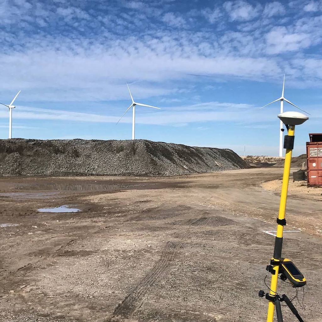 UAV data collection for mining industry
