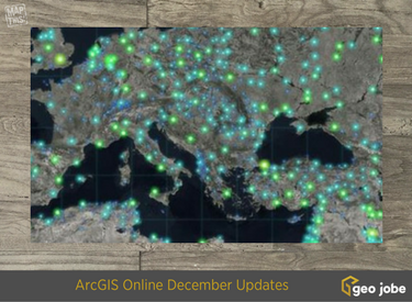 ArcGIS Online Year-End Update