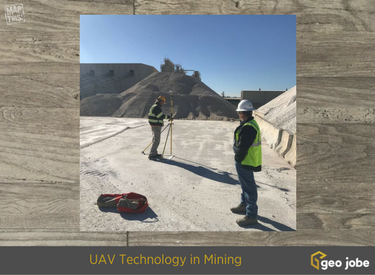 UAV Technology in Mining - Supporting Affordable, Accurate, 3D Volume Measurements