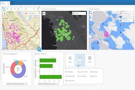 Insights for ArcGIS Online