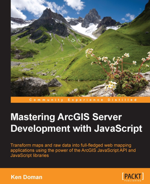 mastering arcgis server
