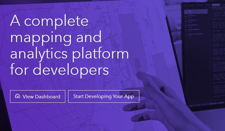 arcgis for developers