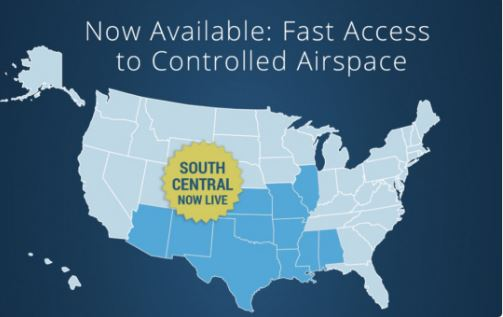 UAV Industry, FAA Collaborate to Roll out LAANC Airspace