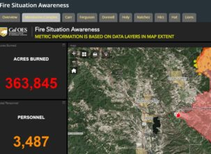 Fire Situation Awareness