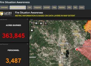 Fire Situation Awareness