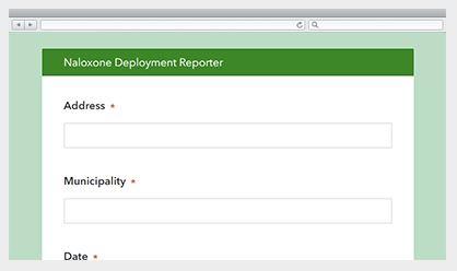 Naloxone Deployment Reporter