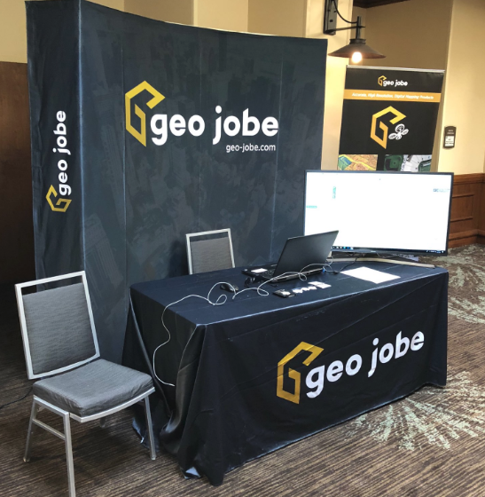 The @geojobegis crew is at the TIAAO Annual meeting of Tennessee Assessing Officers to talk about GEO Jobe property search application and #UAV ortho updates