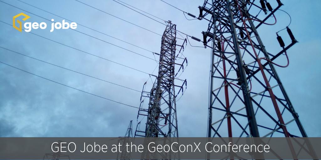 Esri GeoConX Conference