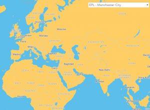 EPL - Manchester City basemap