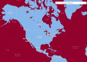 MLS - Colorado Rapids basemap