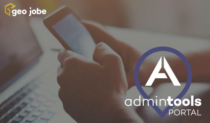 admin tools for portal
