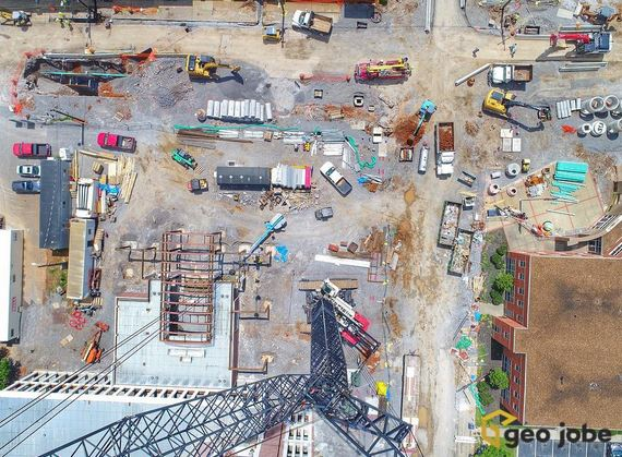Monitoring #construction job sites keep projects on track, on budget and ensures safe practices.