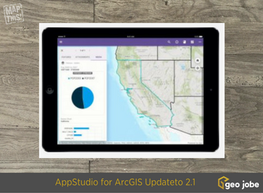 Introducing AppStudio for ArcGIS Update to 2 1 - Build once