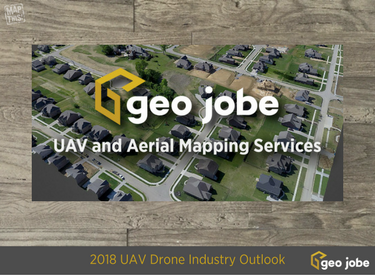 2018 drone industry outlook