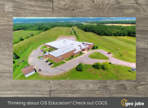 GIS education - COGS