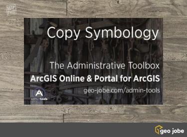 copy symbology